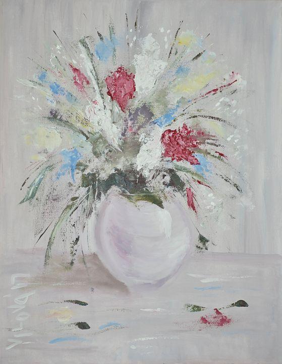 Abstract Flowers Series - Vilova gallery