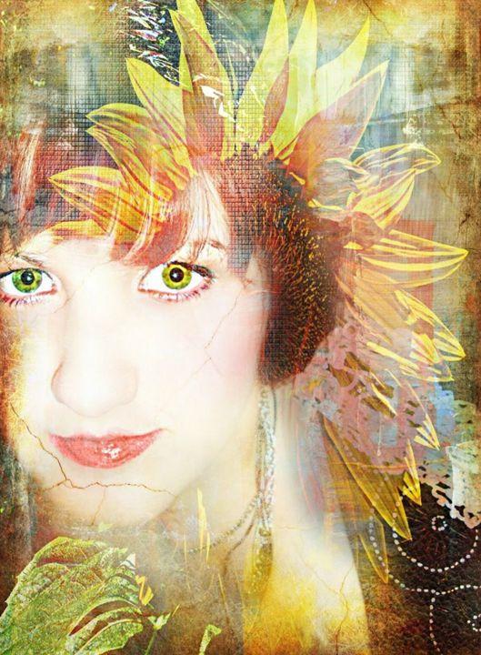 Sunflower Girl - Tarisa Smith