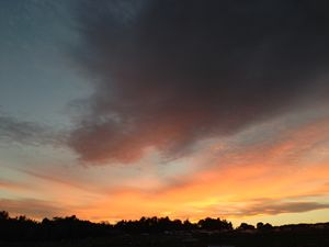 Firey Sky