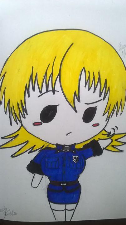 Chibi Sears Victoria - Anime, Anime and More Anime!!!