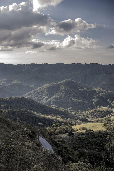 """Road to nowhere - Daniel """"Frentzen"""" Garcia"""
