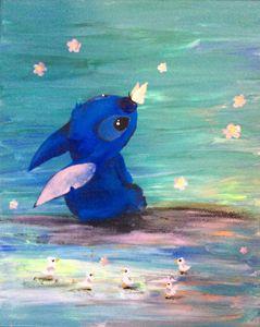 Cutie Blue