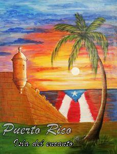 Puerto Rico Isla del encanto