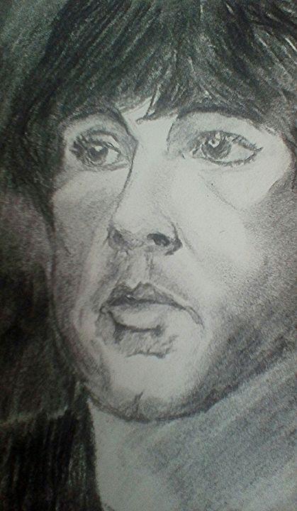 Paul McCartney - Rachael's art