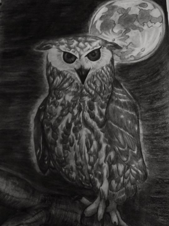 Night Owl - half Angel