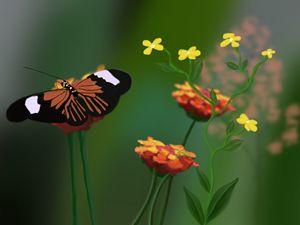 Spring Monarch