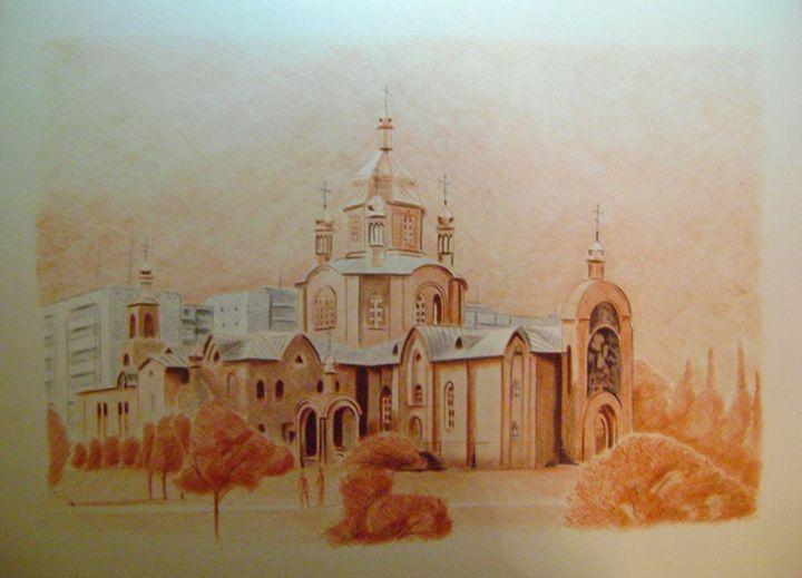 Christo-Rozhdestvensky Cathedral - Oleg Kozelsky