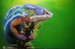 chameleon - Oleg Kozelsky