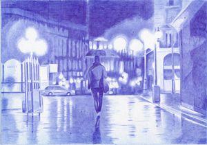 night city - Oleg Kozelsky