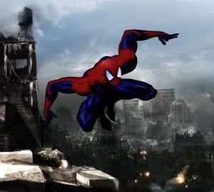Arachnid Jump