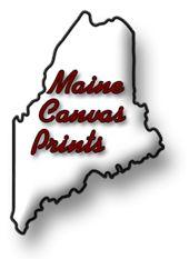 Maine Canvas Prints