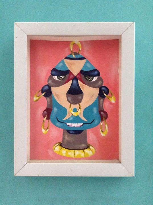 Tribal alien - Rishika Kumari