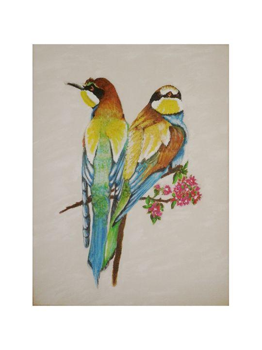 Birds - Maya`s art