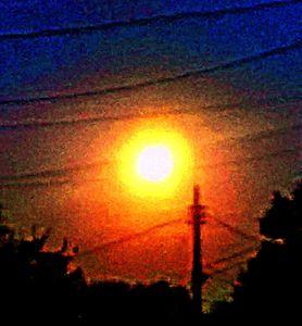 Silk City Sunset