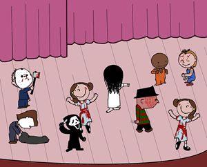 Horror Peanuts