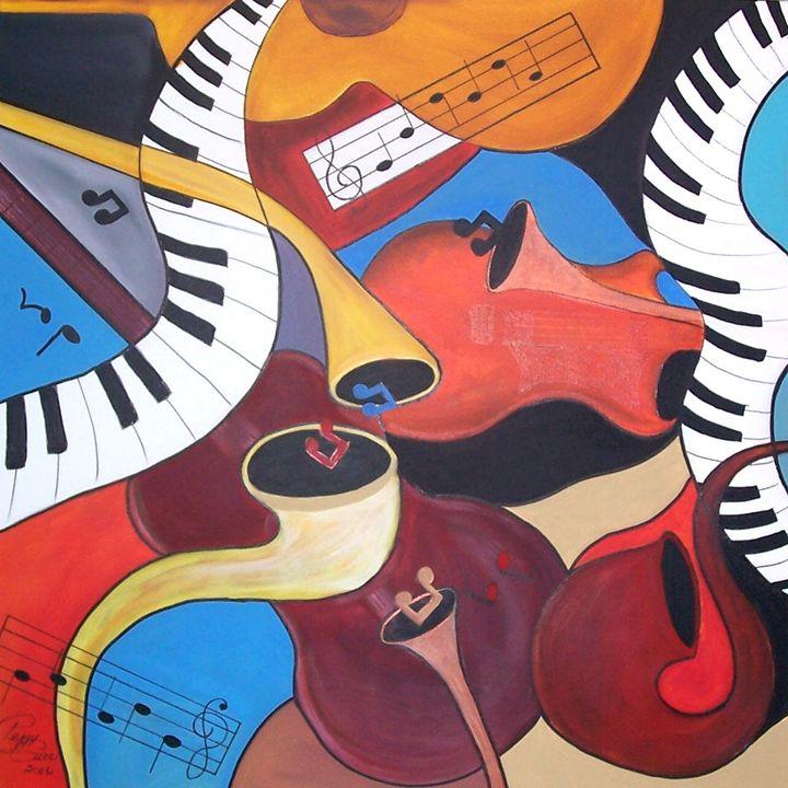 Music Medley - Peggy Garr