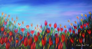 The Singing Tulips - Lourdes Devers Clemente
