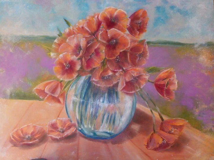 Poppies 3 - Julia  Raj