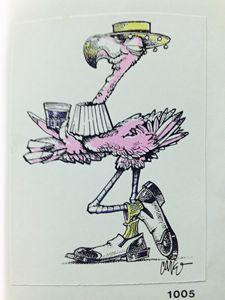 Drunk flamingo - Carico