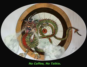 No Coffee Dragon