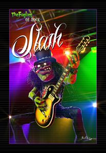 The Fuglies of Rock - Slash