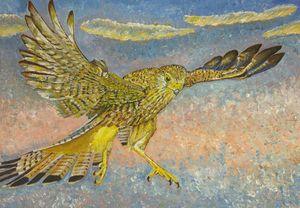 Eagle By Yaara Carco-Beyth
