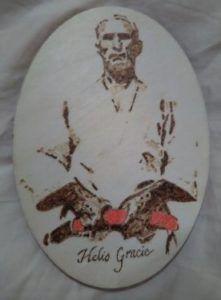 GM Helio Gracie - Ceci's Universe