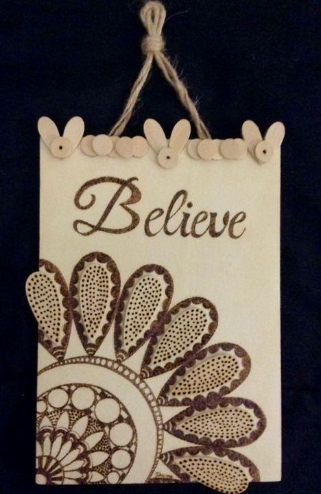 Believe - Ceci's Universe