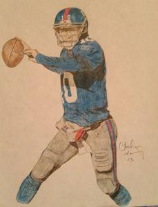 Eli Manning-New York Giants