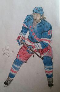 Rick Nash -New York Rangers