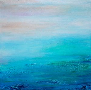 'Sunrise on the Water'