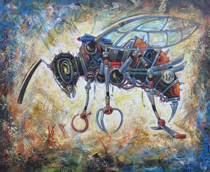 "Aleksey Lymarev ""The Bee"" - Jozo Art"