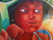Original Haitian paintings