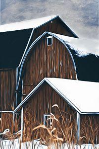 A winters rest - Phoenix Art Works