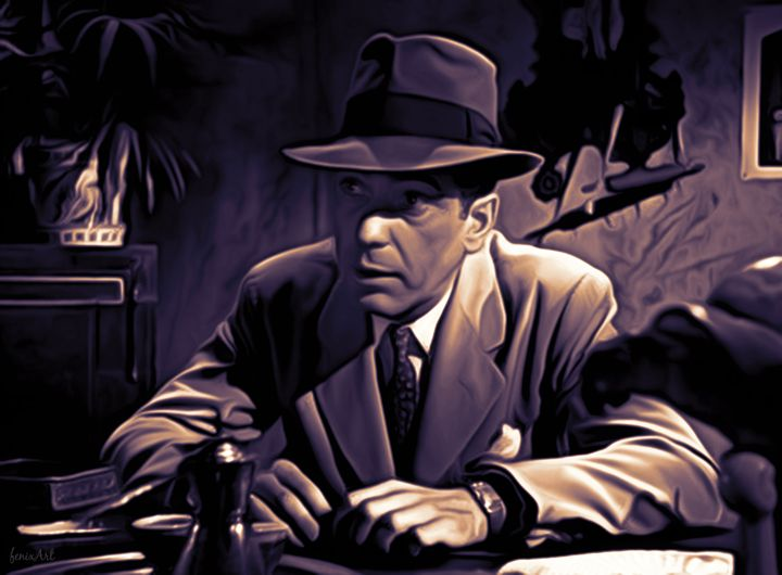 Of all the gin joints.... - Phoenix Art Works