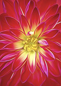 Dahlia - Phoenix Art Works