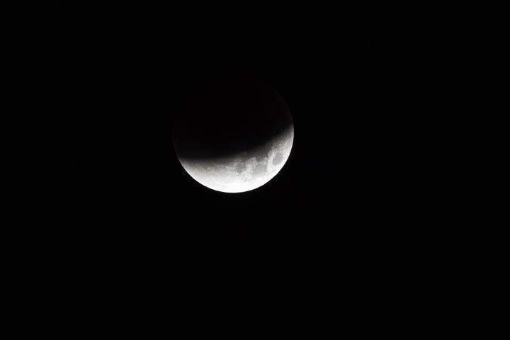 The total lunar eclipse of September - BRISTE