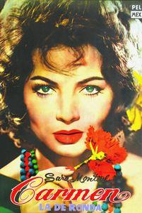 Argentinan poster_Carmen la de Ronda