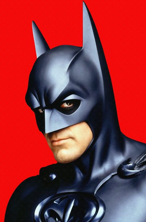 George Clooney in Batman & Robin - Art Cinema Gallery