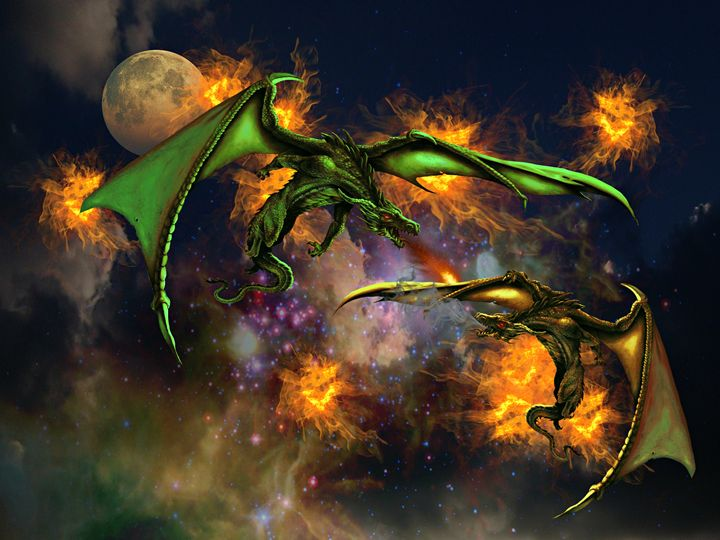 War of the Dragons - Susie Hawkins