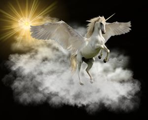 Pegasus. The Dawn Flight