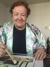 Leonie Overbeek - Art and Words