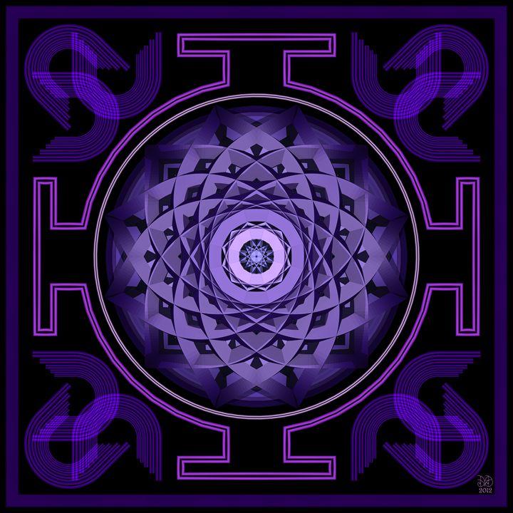 Mandala Hypurplectic - Anago Design