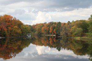 Huntsville, ON- view from bridge