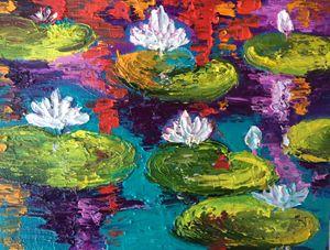 Lilies pond