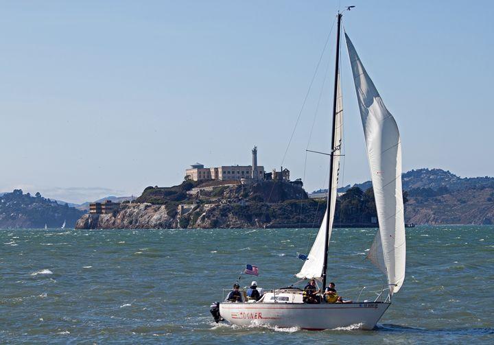 Alcatraz - Photography by Armando