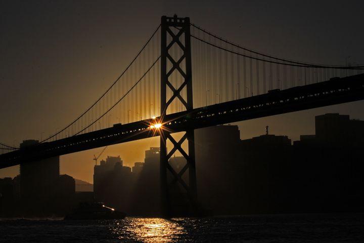 San Francisco Bay Bridge - Photography by Armando