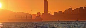 San Francisco Sun Set