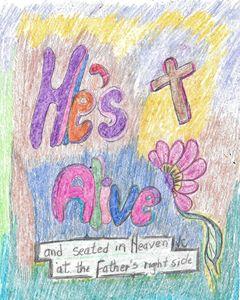 Jsus is Alive