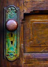 Old Door New York